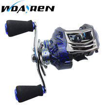 14+1BB Ball Bearings Water Drop Wheel Double Brake Daiwa Carretilha Bait casting Reel Fishing Gear Right/left Hand FA-295