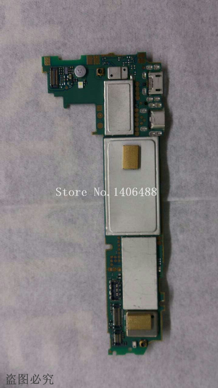 100% ok original phone motherboard for sony xperia p lt22i lt22 motherboard  circuit board replacement, free shipping