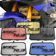 Akcesoria motocyklowe R3 CNC osłona chłodnicy kratka chłodnicy osłona zbiornika Protector dla YAMAHA YZF R3 YZF-R3 YZFR3 2015-2020