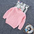 Baby Boys Girls Children Knitted Sweaters for Autumn Spring 2-6Y Baby Kids Clothing Toddler Clothes Pullover Sweater