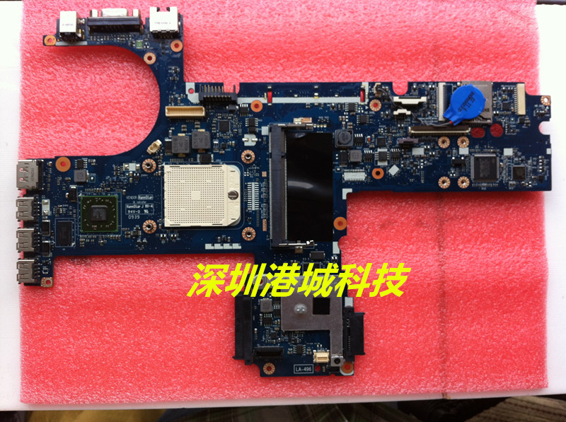 ФОТО 583257-001 for HP 6545B AMD Laptop motherboard for HP 6545B 583257-001 100% Tested and guaranteed in good working condition!!