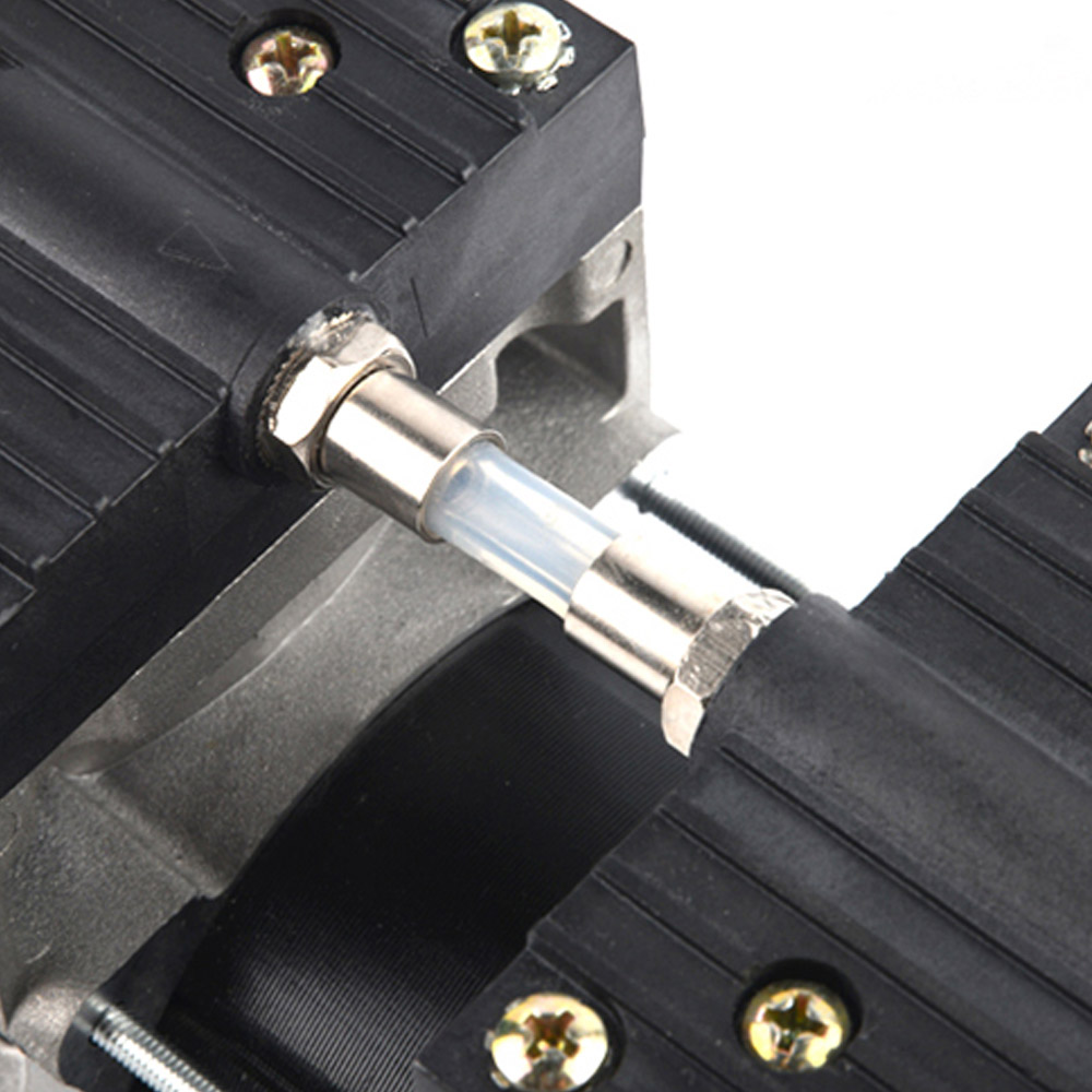Image 4 - YIMAKER 110 V/220 V マイクロ真空ポンプダブルヘッドオイルレスダイヤフラム真空ポンプ 100 ワット 60  60HZ 24L /分 30L/分医療の特殊    グループ上の 家のリフォーム からの パンプス の中