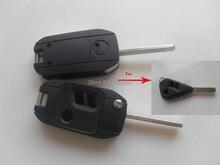 New! замена Изменение Складной Флип Дистанционный Ключ Чехол 3 Кнопки Для Subaru Legacy Outback
