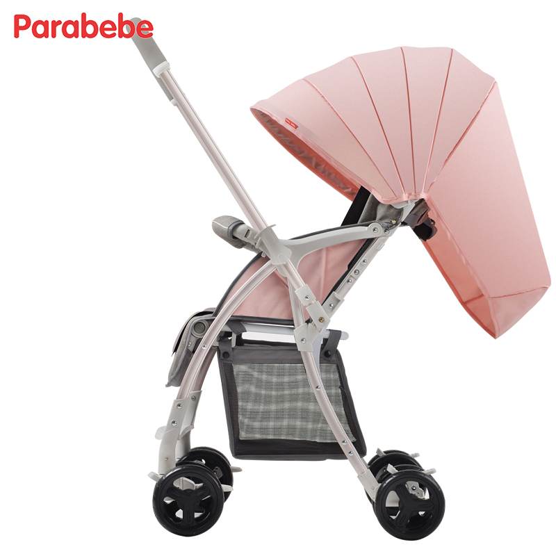 Portable Baby Stroller Baby 6KG Lightweight Stroller Travel System Umbrella Strollers Light Weight Baby Carriage Baby Car China lightweight strollers aiqi ultra light white frame good quality baby stroller baby umbrellacar boarding stroller accessories