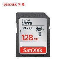 Карта памяти Micro SD карта 128 г 64 ГБ 32 ГБ 16 ГБ класс 10 Ультра крайне высокая скорость SDHC/SDXC 80 МБ/с./с. SD карта для Canon камера
