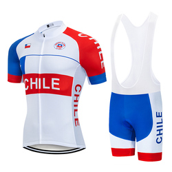 2019 צ 'ילה רכיבה על בגדי סינר סט MTB ג' רזי אופניים בגדי Ropa Ciclismo מהיר יבש אופניים ללבוש Mens קצר מאיו יע חליפה