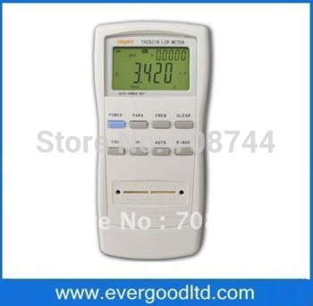 120Hz,1kHz TH2821B Potable Digital LCR Meter with Test Frequency 100Hz