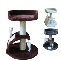 JN 0001hot Sale Cat Furniture For Scratching Pet Tree Animal Products