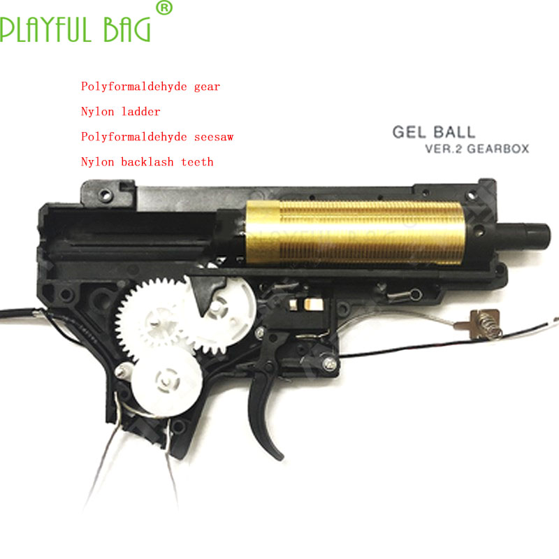 Outdoor Activities CS Exciting LDT 2 Wave Box Gel Water Bullet Toys Wave Box Exciting LDT Gearbox Toy Accessories NI62