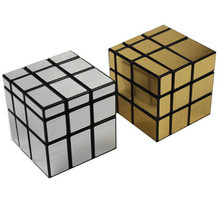Magic Square Classic For Children Puzzle Magic Cubes Cubos Magicos Christmas Decorations Speed Neocube 5mm Lata Mini 70K157(China)