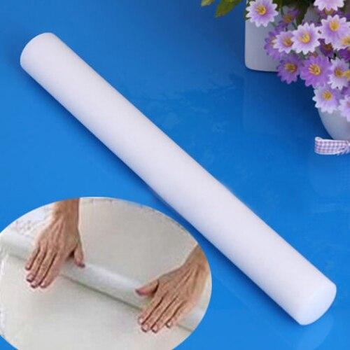 Hartig 23.5 Cm Non-stick Glide Rolling Pin Fondant Taart Deeg Roller Decorating Cake Ambachten Bakken Koken Gereedschap Keuken Gereedschap