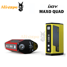 In-Stock!! Original IJOY MAXO QUAD 18650 315W Box Mod Electronic Cigarette Mod Box