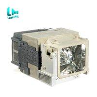 Elplp65 용 epson EB-1751 powerlite 1751 powerlite 1761 w EB-C260M EB-1771W 프로젝터 램프 (하우징 포함) 180 일 보증