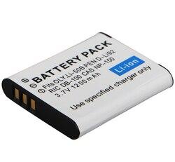 Akumulator litowo-jonowy do Olympus LI-50B  LI50B  LI-50BA  LI-50BB i Casio NP-150  NP150