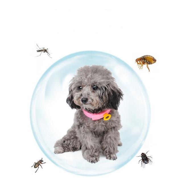 Collier répulsif Anti Moustiques pour animal de compagnie chat ou chien 1