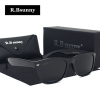 The Most Popular Brand Of High Quality Fashion Retro Classic Sunglasses R2140 HD Goggles UV400 Business