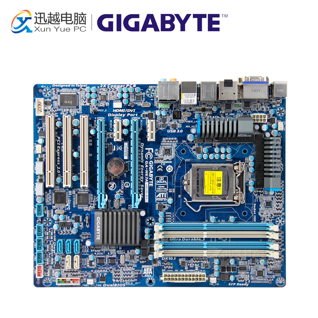 GIGABYTE GA-H67A-D3H-B3 CLOUD OC DRIVERS PC