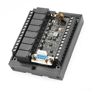 Image 5 - PlcプログラマブルロジックコントローラFX1N 20MR産業用制御ボードDC10 28Vリレー遅延モジュールとシェル