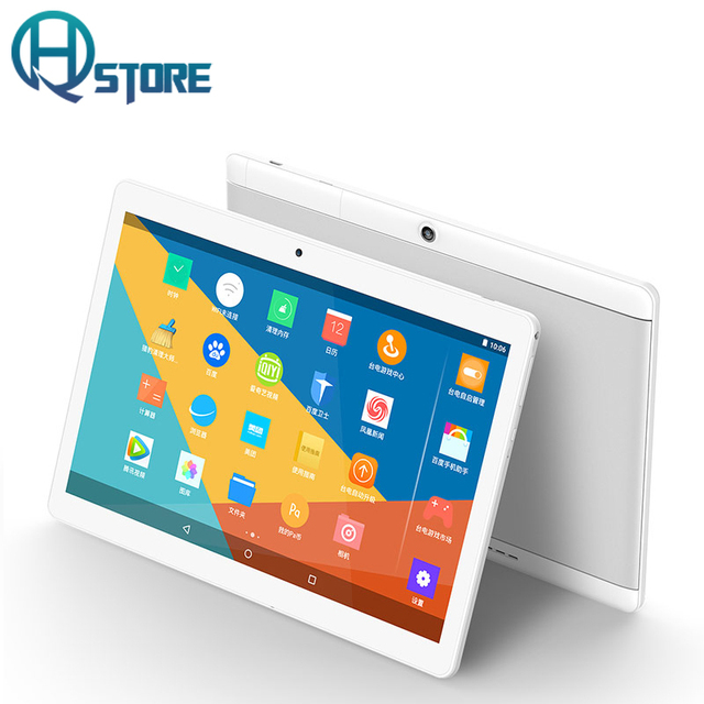 Original Teclast X10 Quad Core 3G Phablet 10.1 inch MT6580 Android 6.0 IPS 1280 x 800 Screen 1.3GHz 1GB RAM 16GB ROM GPS Tablet
