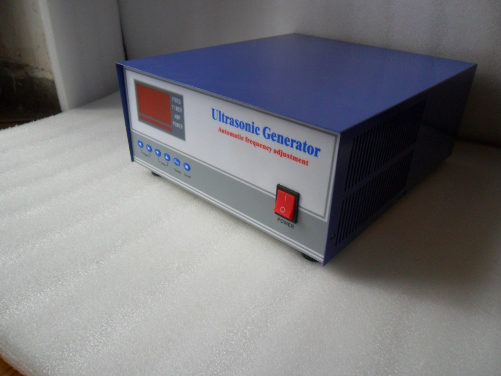 US $400 0 |130KHZ 1200W High Frequency ultrasonic Generator,130khz diy  ultrasonic generator-in Ultrasonic Cleaner Parts from Home Appliances on