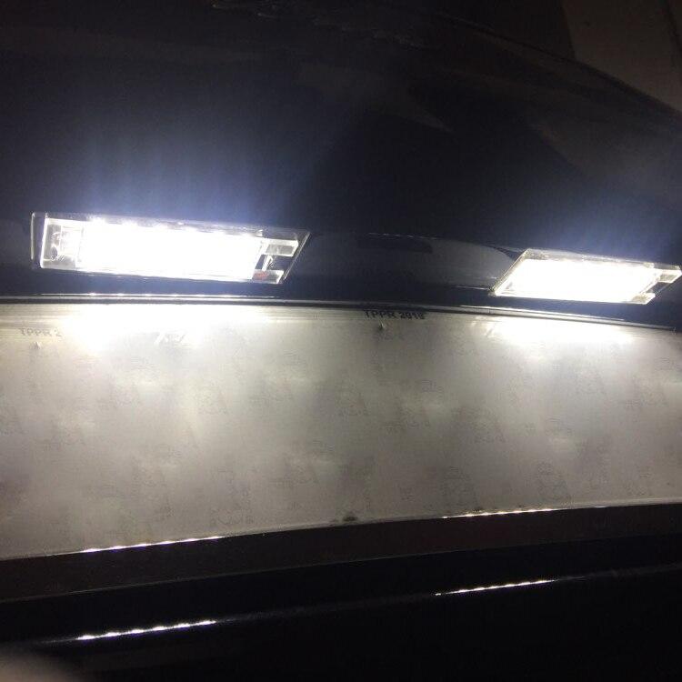 2x Ошибка Бесплатный ксеноновые Белый светодиодный поворотника комплект для Alfa Romeo Brera GT MiTo 156 159 166 лицензия тарелка лампы стилизации автомоб...