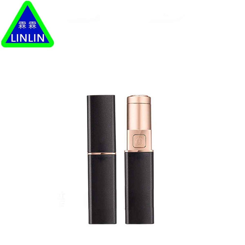 цена на LINLIN Lipstick, face and lip hair depilation apparatus, hand, back, arm, leg, hair, axillary nest, pubic hair shaving device.