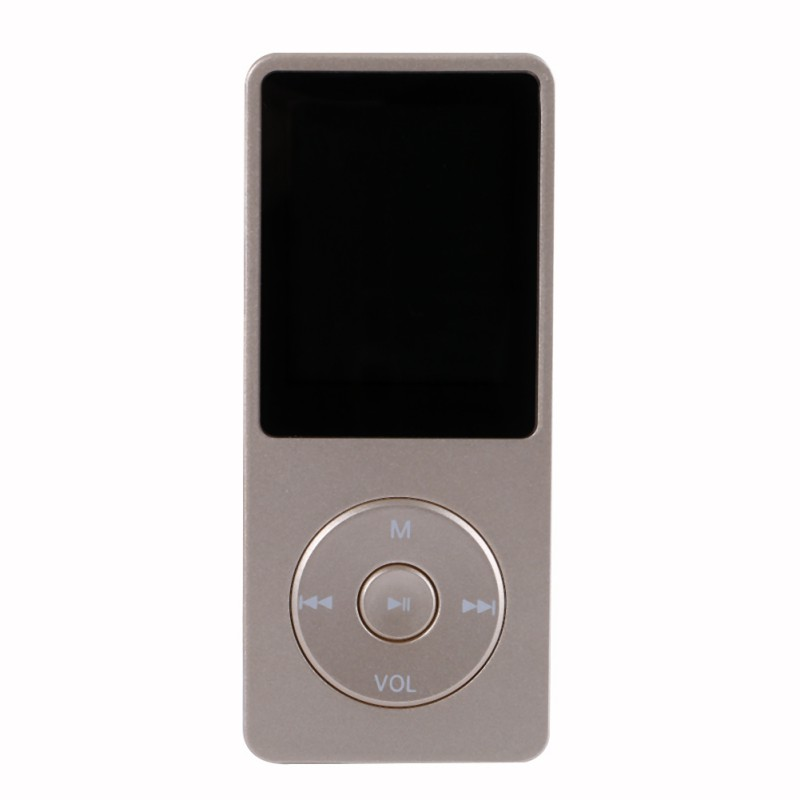 Ultrathin 8GB MP3 Player with 1 8 Inches TFT font b Screen b font FM Radio