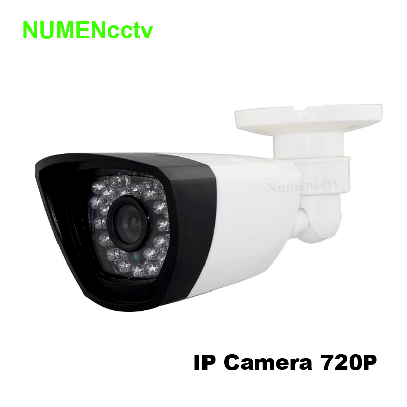 New Waterproof 1280*720P HD ONVIF Cloud Webcam bullet Security IP Cam IR Night Vision Camera Outdoor Indoor IP camera system hot selling outdoor waterproof telecamera ir night vision security camera 2 8 3 6 4 6 8 12mm lens 720p hd ip bullet webcam j569b