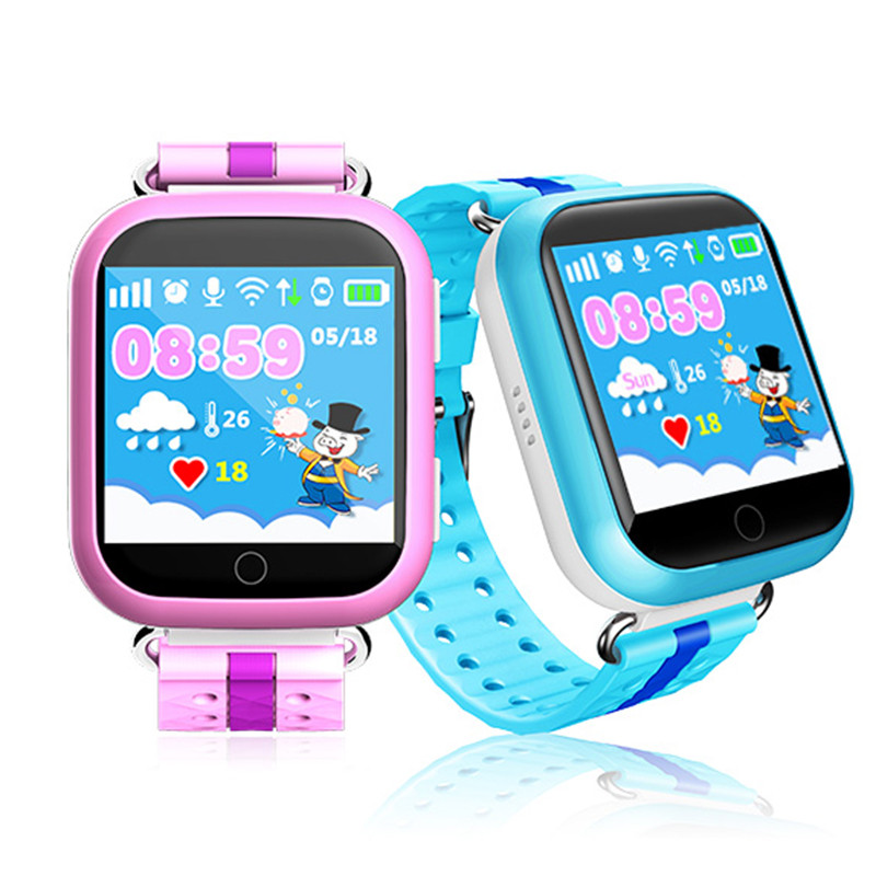 GPS smart watch baby watch with touch screen SOS Call Location Device Tracker for Kid Safe Q750 wristwatch Anti-Lost Monitor gps smart watch q750 q100 baby gps smart watch with 1 54 inch touch screen sos call location device tracker for kid safe pk q80