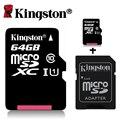 Kingston 32 64 gb cartão micro sd classe 10 cartão de memória de 32 gb 64 gb microsd flash tarjeta micro sd 32g tf cartão sdhc marca apresentado