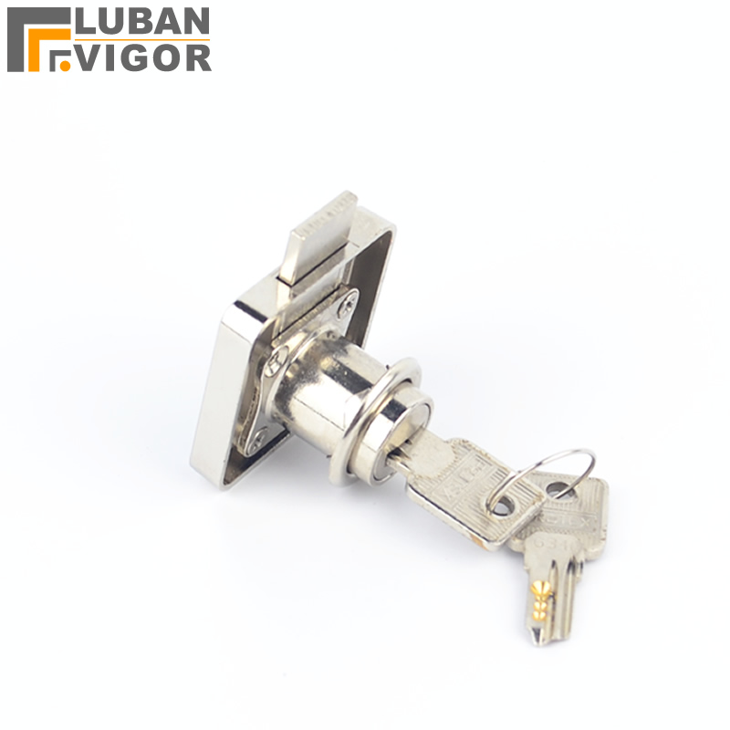 High-grade desk drawer wardrobe lock,copper key , cabinet locks, furniture locks,Sliding door,Hole Size: 19MM Height: 22MM/32MM замки затворы фиксаторы furniture locks 2015 f033