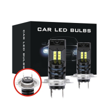 цена на Auto Headlight Lamp Bulb 2PCS Fog Light 6000k H7 led Car Headlight 15000lm Auto Lamps Fog Lights 12V IP68 rated water Car Lights