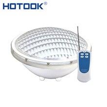 RGB PAR56 свет бассейн пятна 24 Вт 35 Вт 12 В IP68 Pour освещения подводный пруд свет parafountain Piscina Бесплатная доставка