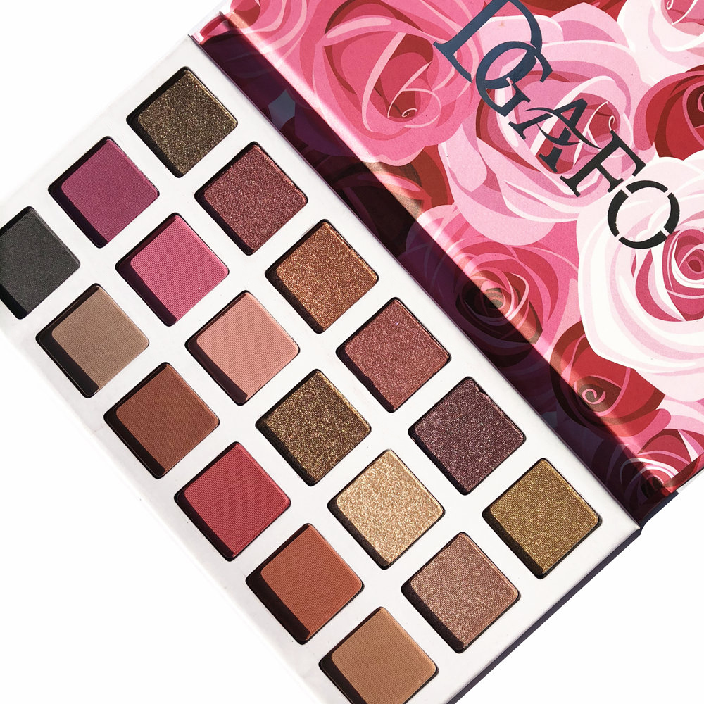 Frugal Dgafo 18 Color In 1 Shimmer Matte Makeup Palette Eyeshadow Professional Brand Make Up Maquillage Eye Shadow Palette New Beauty & Health Beauty Essentials