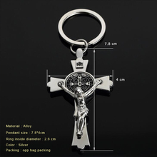Christian Gifts Keyring Christian Symbols