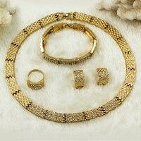 Hurtownie Necklack Liffly Motocykl Zestawy Biżuterii Charms Chunky Chain Bransoletki Dubai zestawy Biżuterii Koraliki Afryki Zestawy Biżuterii