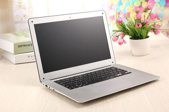 14.1 Inch 8GB RAM 320GB Laptop Computer Notebook Intel Quad Core Windows 7 8 10 FREE OS HDMI Webcam Russian CDEK free gifts-in Laptops from Computer & Office    1