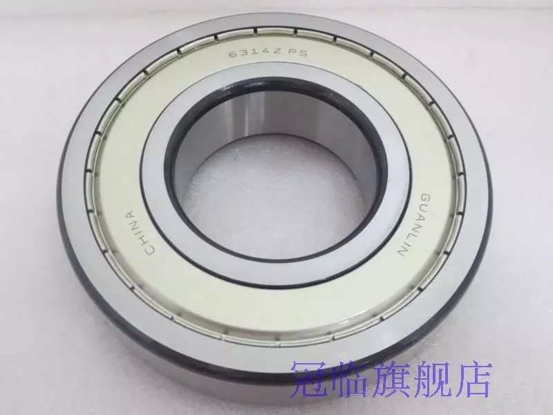 6314 ZZ P5 Z2 motor bearings for high-speed precision CNC machine tool bearings deep groove ball bearing seals gcr15 6328 zz or 6328 2rs 140x300x62mm high precision deep groove ball bearings abec 1 p0