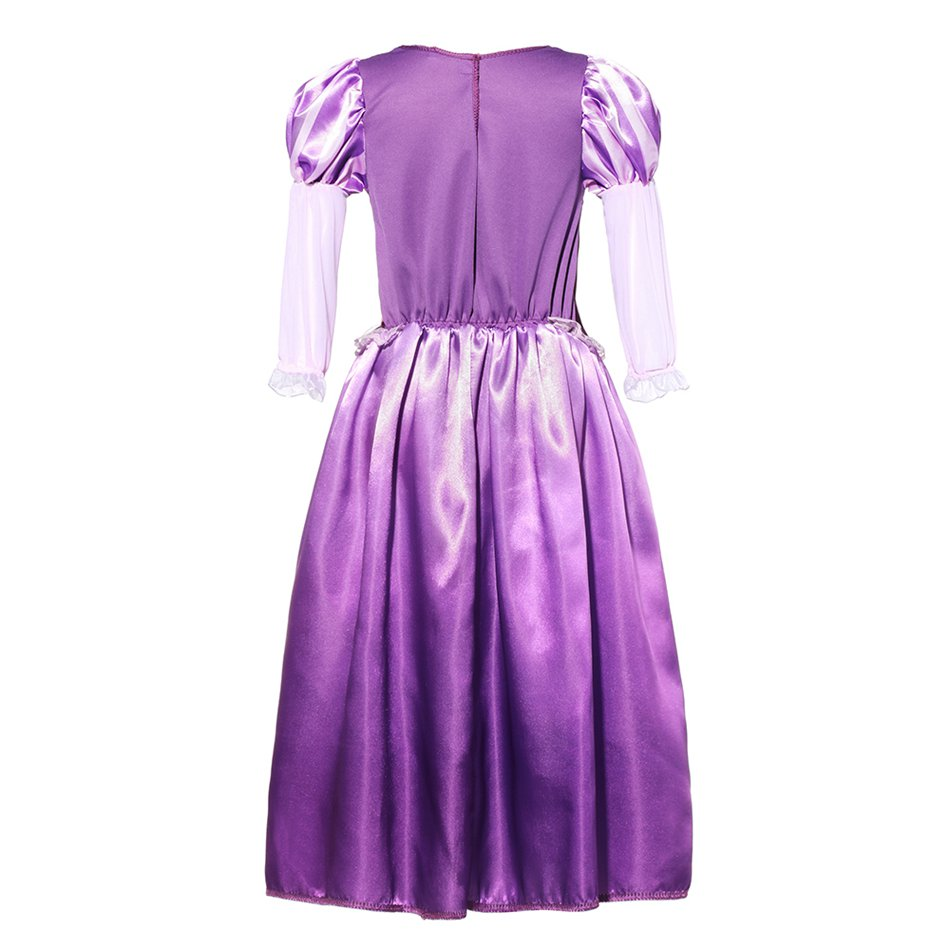 Tangled Princess Party Dress (3)