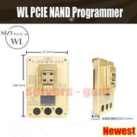 2018 Новый WL PCIE NAND Flash микросхема для iphone SE 6 S 6sp 7 7 P PRO ard диска тест ремонт инструмент программист HDD Serial SN