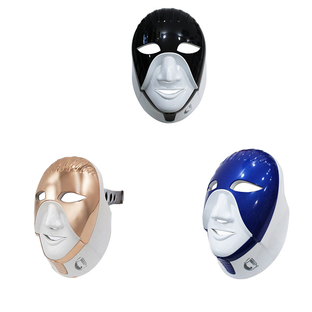 8 Colors LED Light Photon Anti-Wrinkle Facial Neck Mask Wrinkle Acne Removal Skin Rejuvenation LED Face Mask8 Colors LED Light Photon Anti-Wrinkle Facial Neck Mask Wrinkle Acne Removal Skin Rejuvenation LED Face Mask