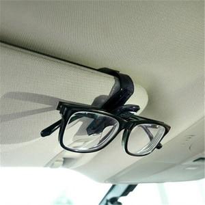 Image 4 - Car Sunglass Clip Fastener Superior Car Organizer Auto Sunshade Visor Storage Holder Glasses Card Ticket Clips Dropshipping