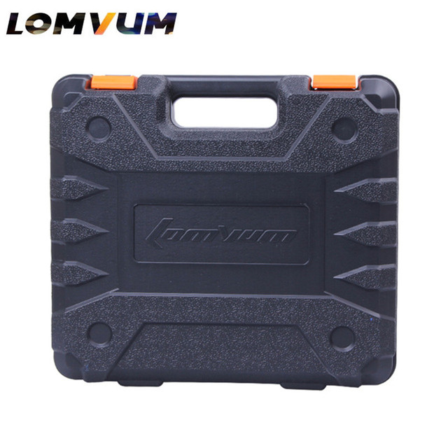 Longyun Rechargeable Lithium Battery cordless Electric Drill bit 12V 16.8V 25V Electric Screwdriver Torque screw gun power tools 5
