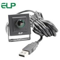 2MP Webcam Seguridad 1080 P HD Mini CMOS OV2710 UVC OTG 30fps/60fps/120fps 170 grados lente ojo de pez gran Angular CCTV Cámara USB 2.0