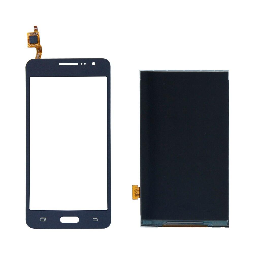 Livraison Gratuite Pour Samsung Galaxy Premier SM-G531H SM-G531F G531H G531 Écran Tactile Digitizer + Ecran lcd de Remplacement