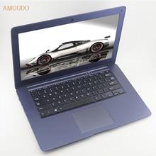 Amoudo-6C Плюс 4 ГБ RAM + 120 ГБ SSD Intel Core i5-4200U/4210U/4250U CPU Windows 7/10 Система Ультратонкий Ноутбук Ноутбук