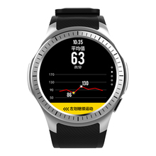 SMARTELIFE GPS Beidou Sport Smart Watch, Cycling, Running, with Heart Rate Monitor, Blood Pressure, Barometer, Camera for Android & iOS