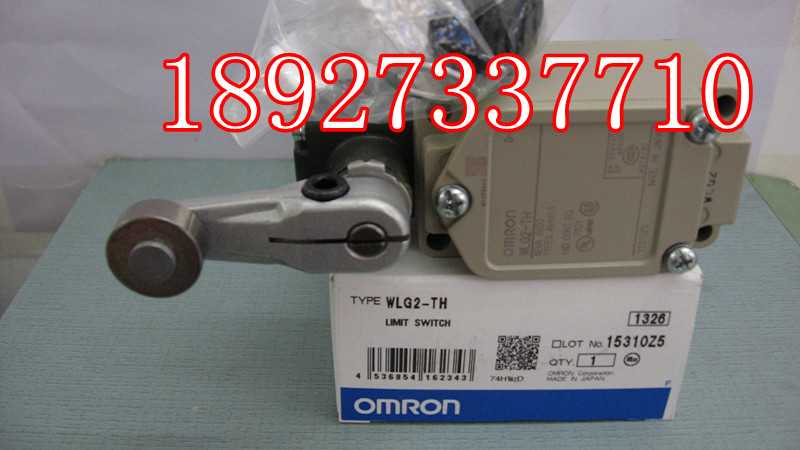 [ZOB] New original Omron omron limit switch factory direct WLG2-TH [zob] 100% brand new original authentic omron omron limit switch d4e 1d10n