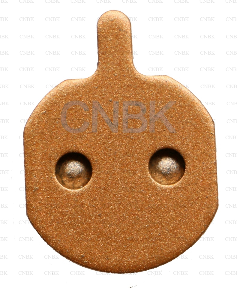 N/&T Bengal MB 845 845A 845B 849A 849B Ares Sintered Disc Brake Pads