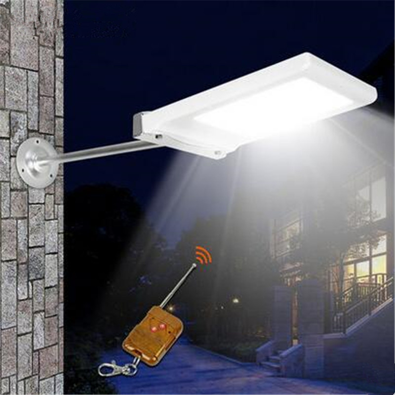 6W Solar Powered Panel 32LEDs solar Street Light Sensor Lighting Outdoor Path Wall Emergency Lamp Security SpotLight Luminaria 5 pieces lot solar powered panel led street light solar lighting outdoor path wall emergency lamp security flood light